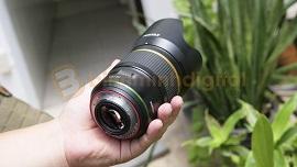 Trải nghiệmống kính Pentax-D FA ★ 50mm f/1.4 SDM AW