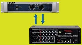 Cục đẩy công suất-xu hướng mới thay thế cho ampli dàn karaoke