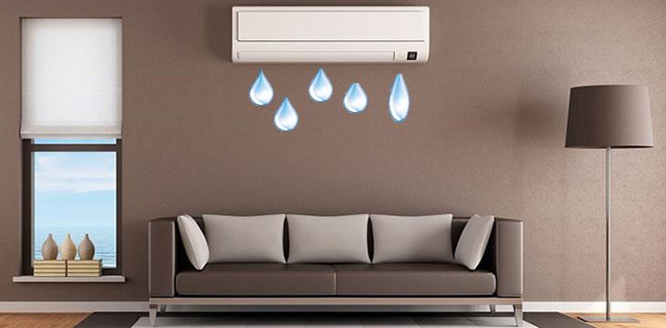 5 lý do máy lạnh bị chảy nước và cách khắc phục