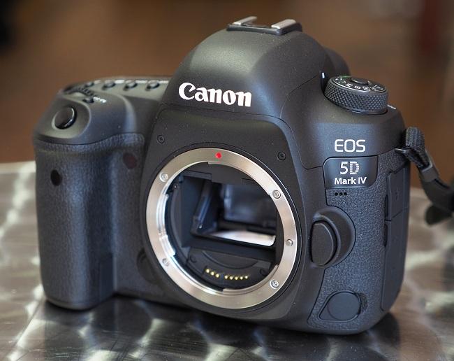Tin đồn Canon 5D mark V sẽ đến vào cuối năm 2019?