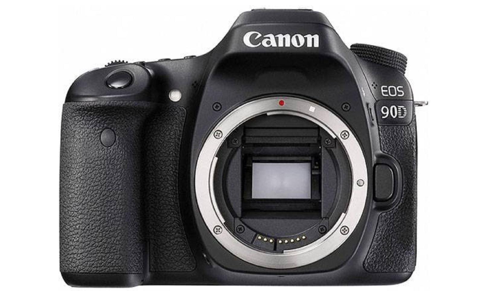 Canon EOS 90D sẽ đượcra mắt vào cuốitháng 8 năm 2019 với mức giá1399 USD