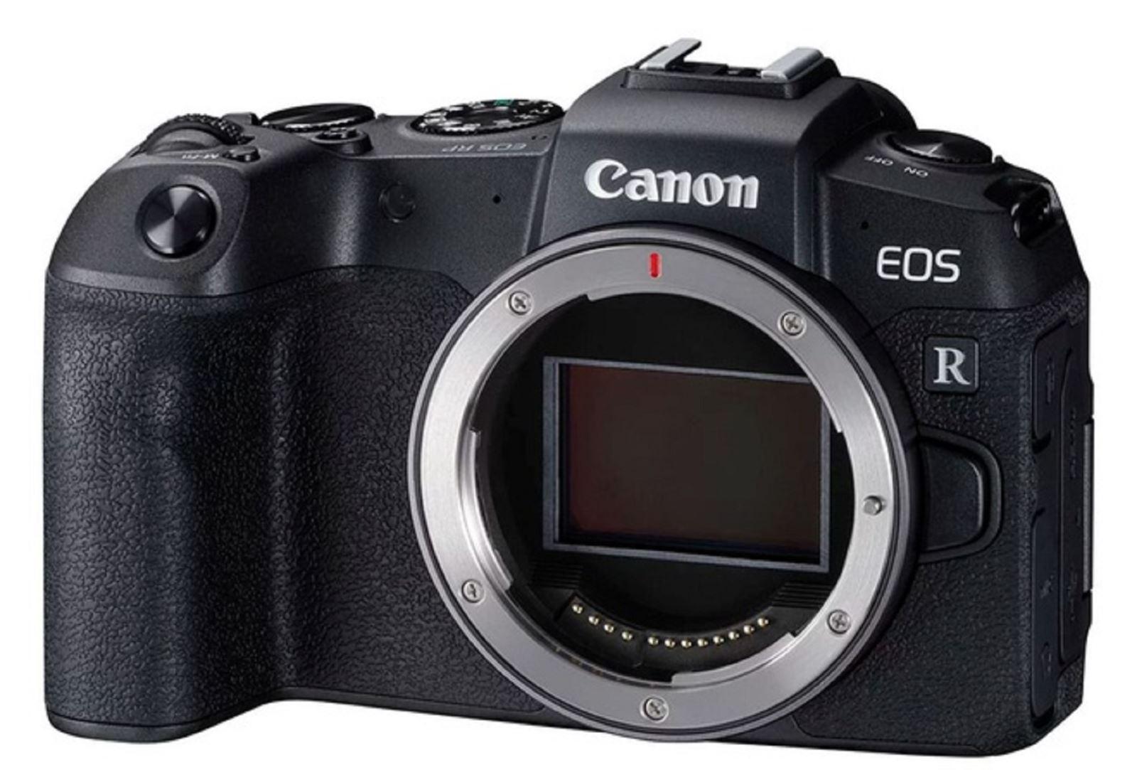 Canon EOS RP: mẫu máy ảnh R-series thứ hai chính thứcra mắt