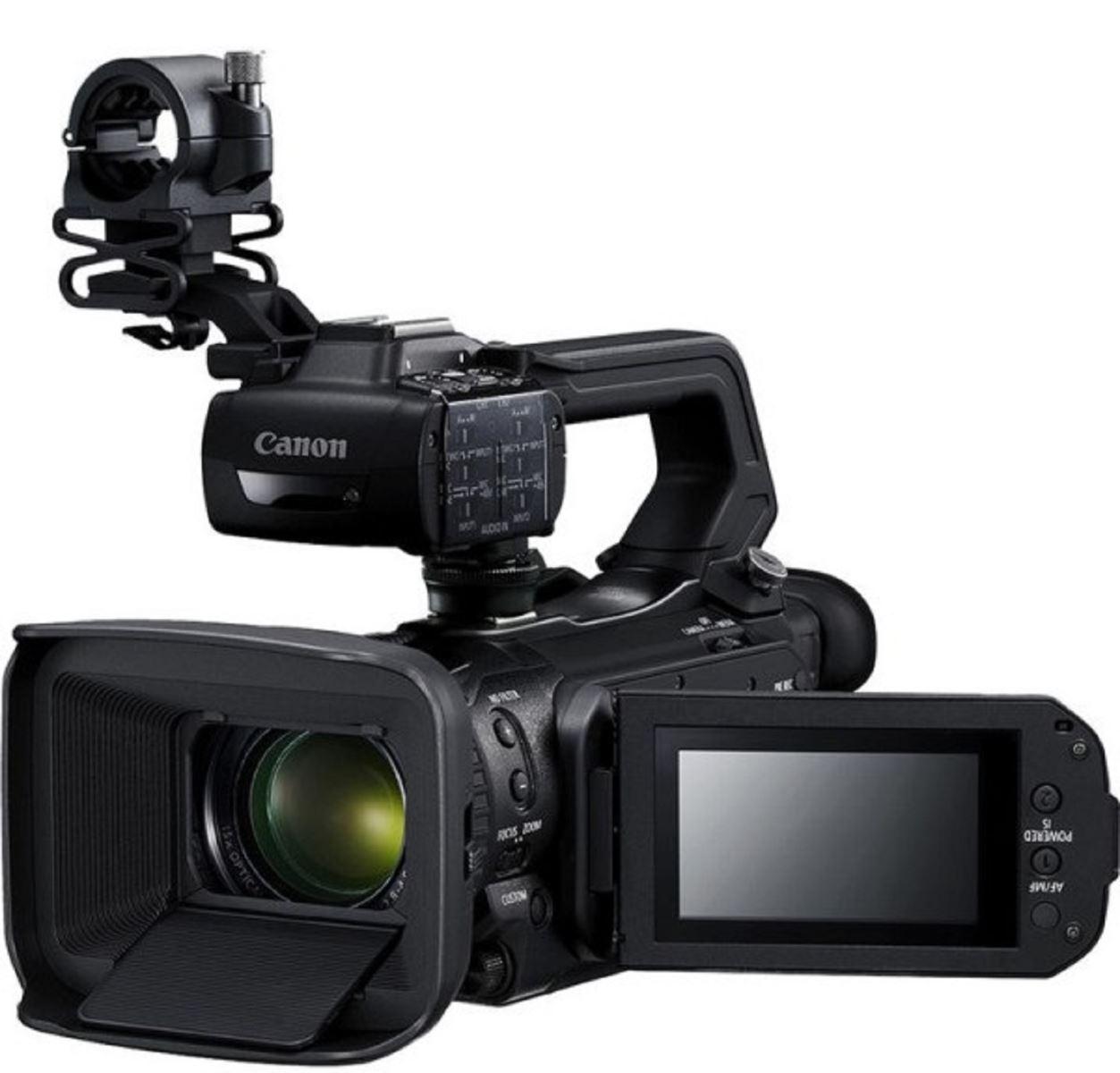 Canon ra mắt 2 máy quay mớiXA45vàXA55, máy quay chuyên nghiệp chuẩn 4K đầu tiên
