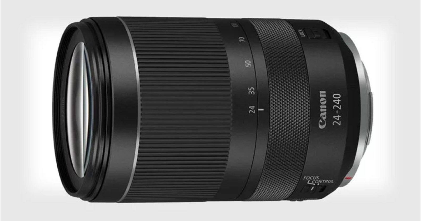 Canon ra mắt RF24-240mm f/4-6.3 IS USM: Ống kính đa dụng khi đi du lịch