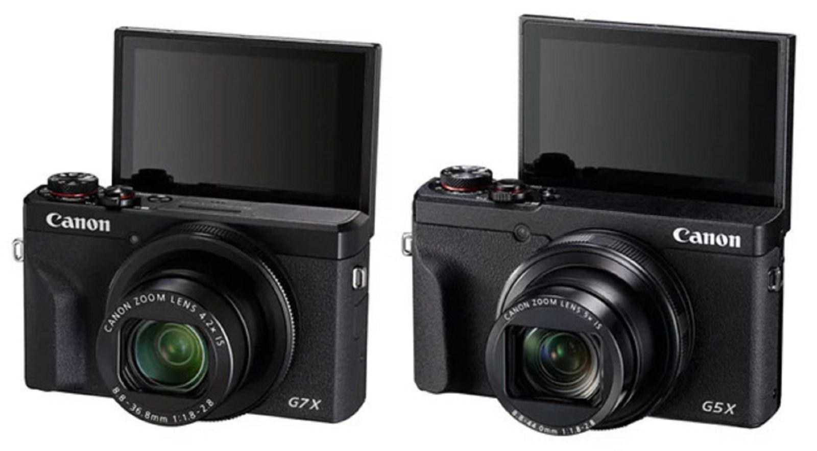 Canon ra mắt bộ đôi máy ảnh compact mới: PowerShot G5 X Mark II và PowerShot G7 X III