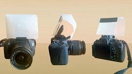 Chụp chân dung trong điều kiện ánh sáng yếu