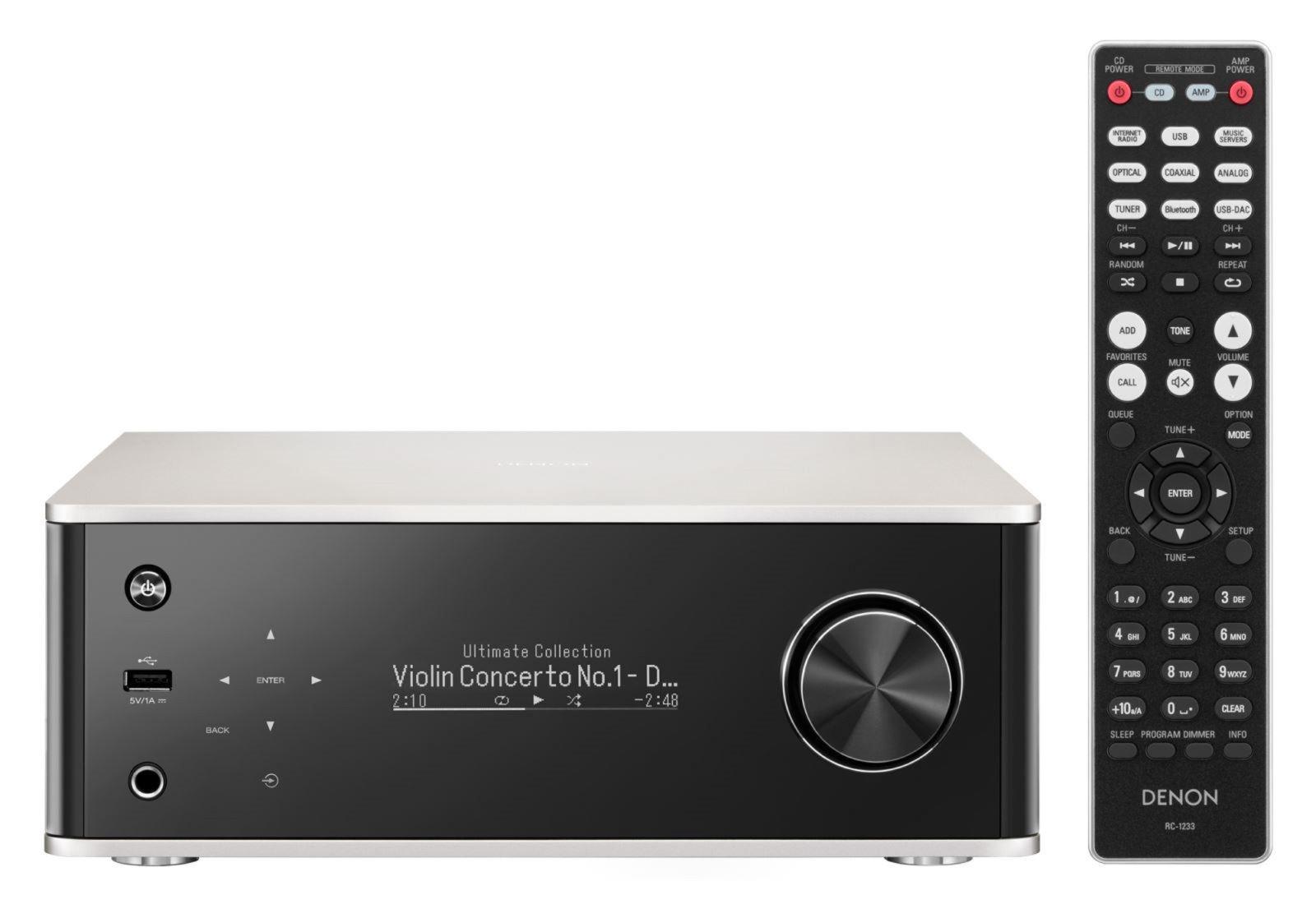 Denon ra mắt sản phẩm mới: Ampli DenonPMA-150H