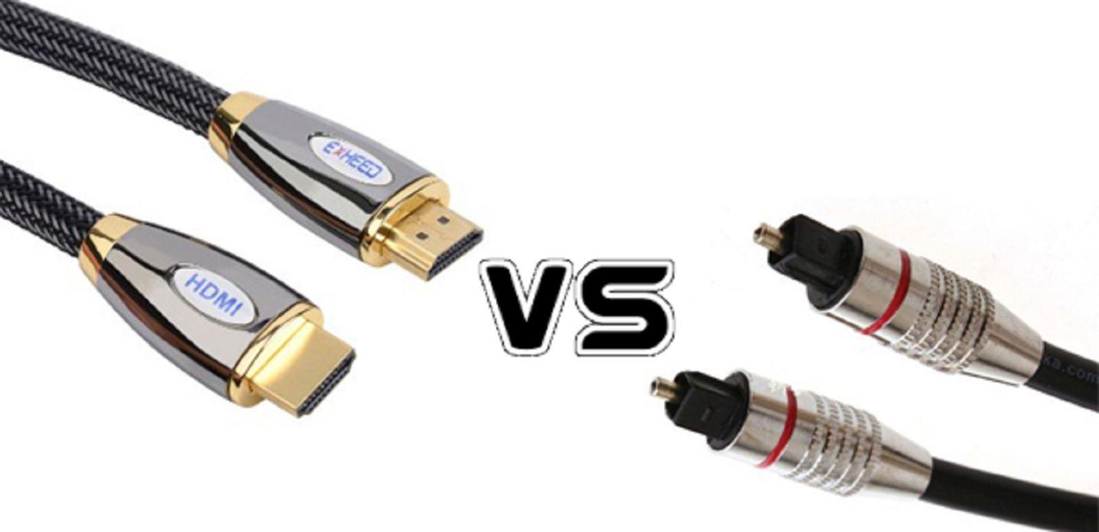 HDMI và Optical đâu mới là sự lựa chọn tuyệt vời nhất cho dàn âm thanh của bạn