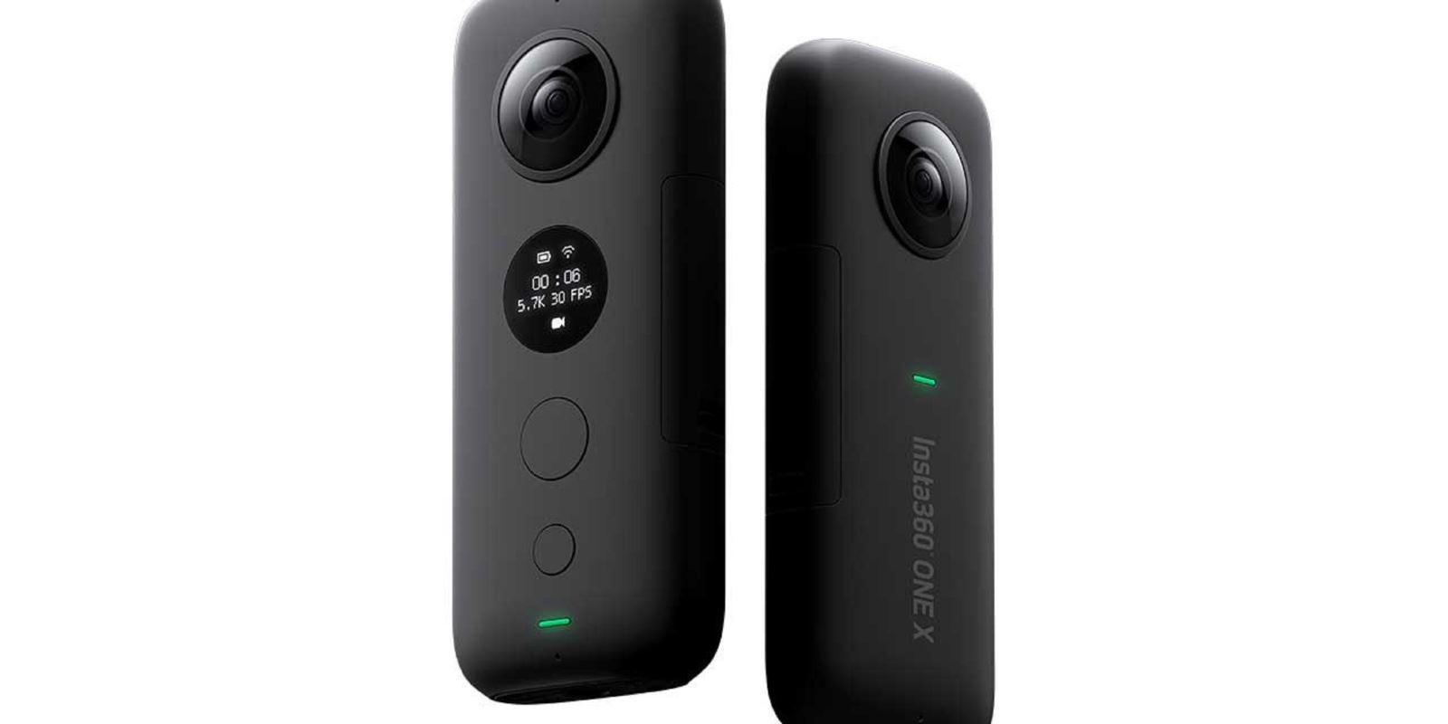 Insta360 ra mắt camera hành động 360 độ 5.7K