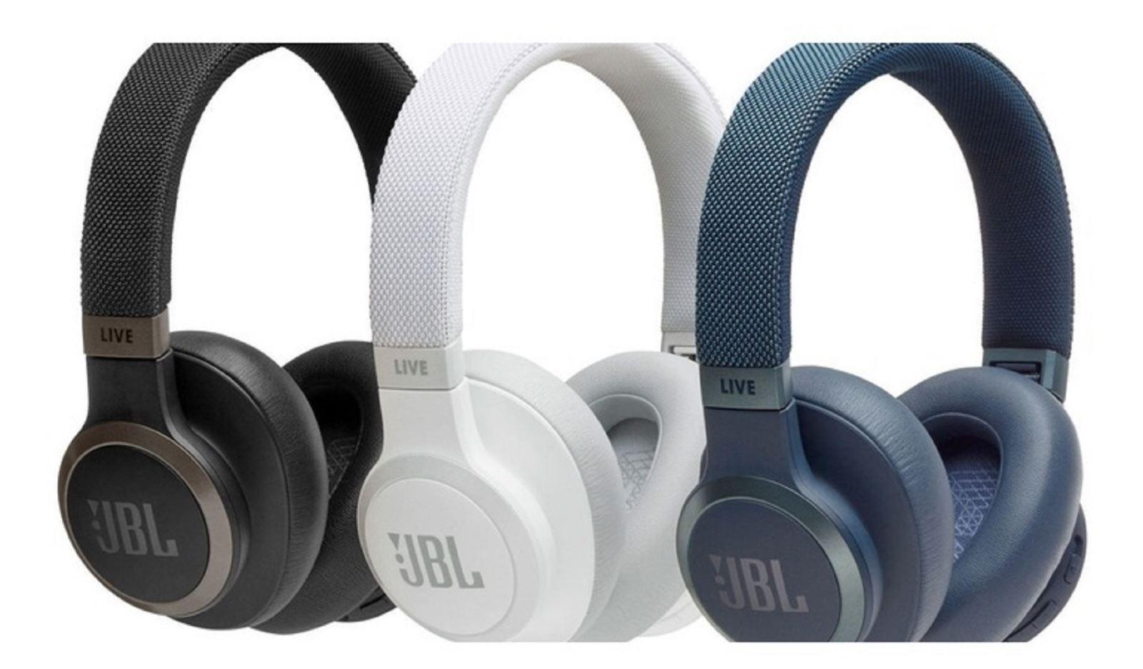 JBL trình làng dòng tai nghe Live, bao gồm cả in-ear, on-ear và over-ear