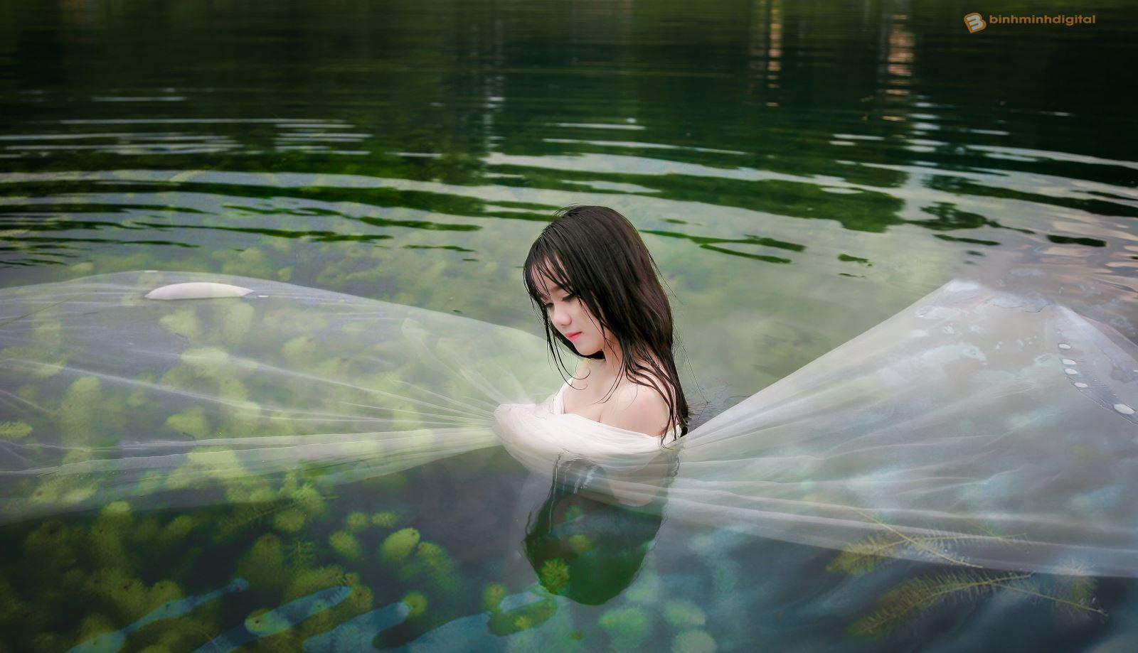 Một số bí quyết chụp ảnh dưới nước đẹp \u201cxuất thần\u201d không phải ai cũng biết