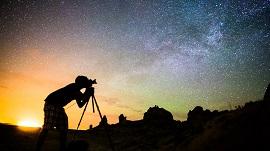 Những mẹo chụp ảnh thiên văn bạn có thể thử ngay tối nay