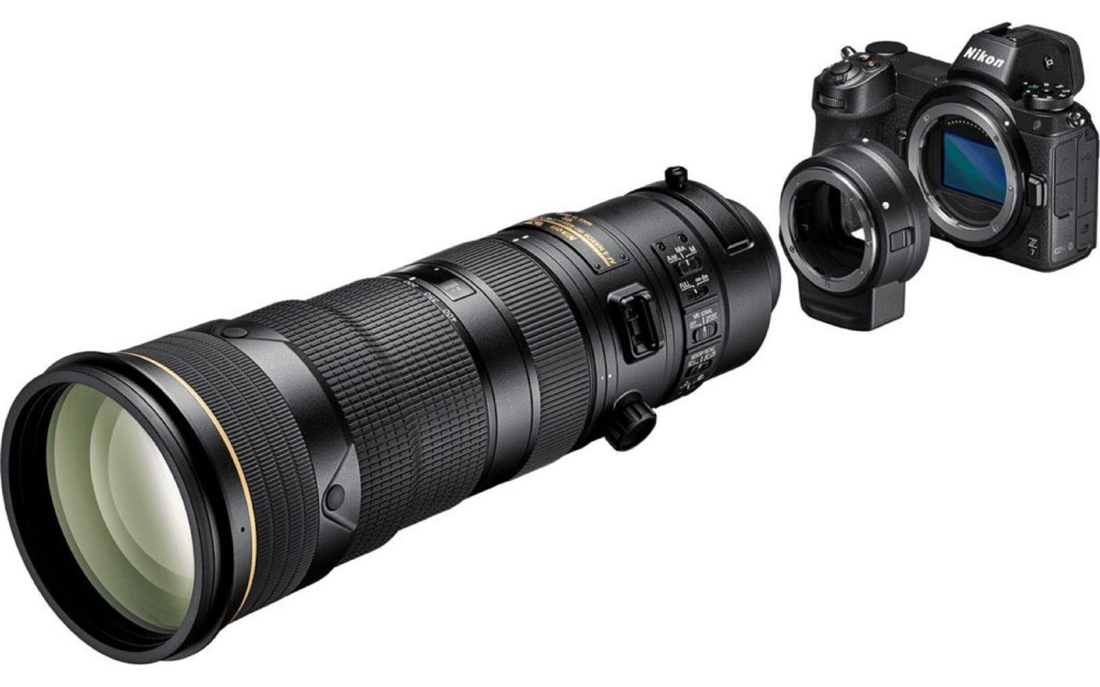 """Nikon Z7 đang được bán như """"tôm tươi"""""""