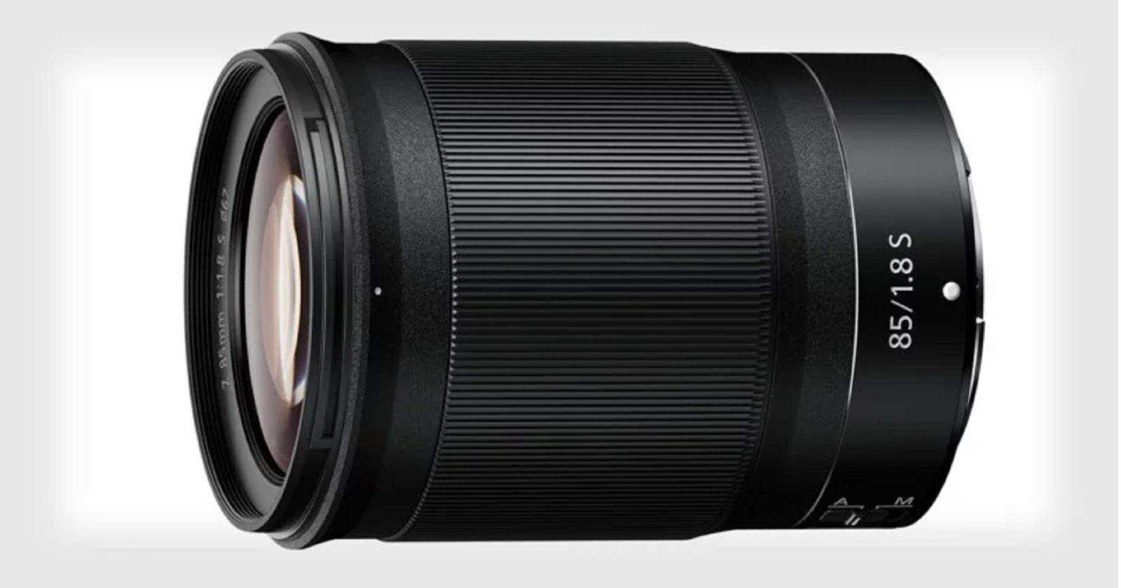 Nikon ra mắt Nikkor Z 85mm f/1.8 S: Ống kính chuyên chân dung cho ngàm Z