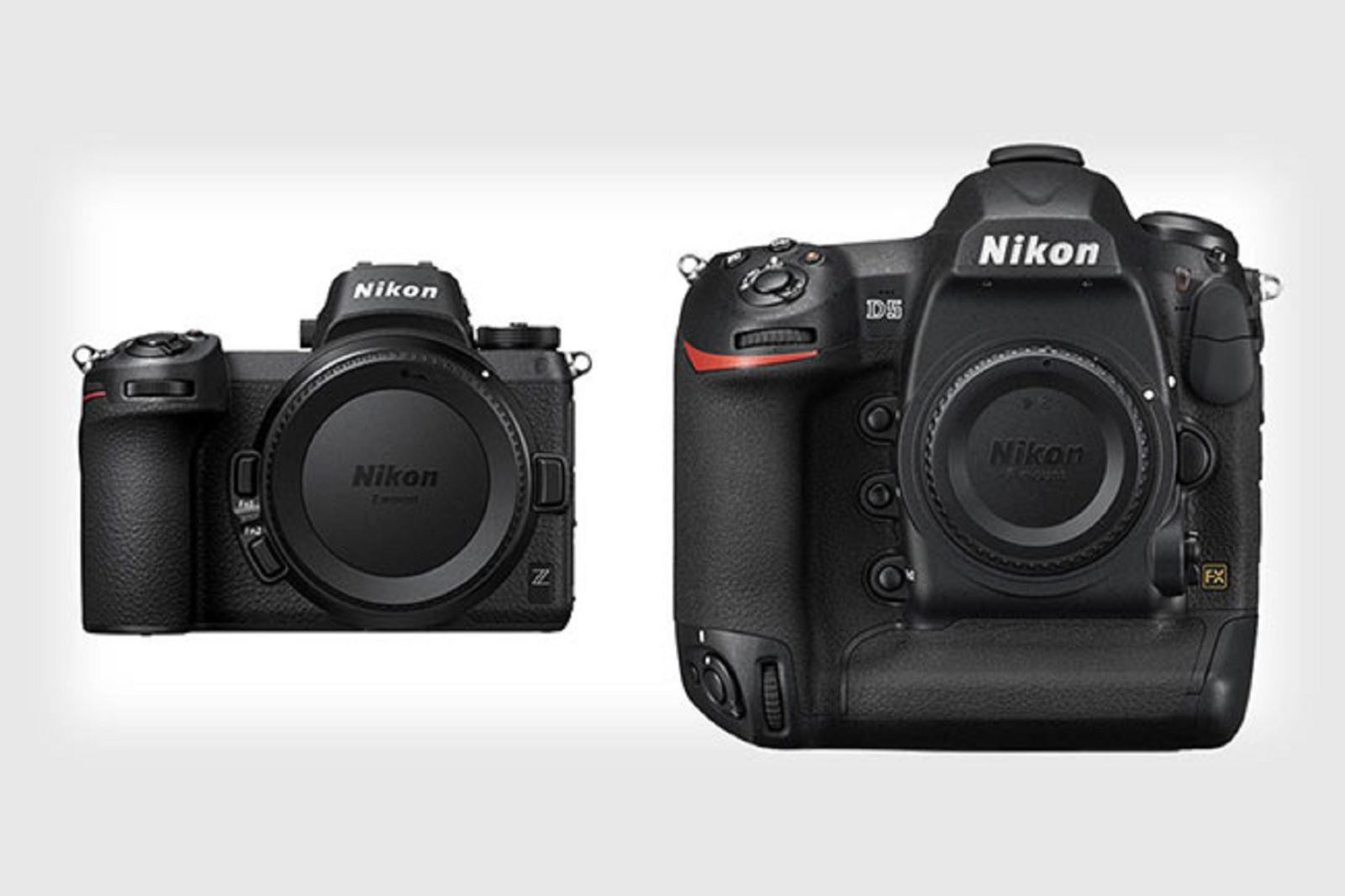 Nikon xác nhận sắp ra mắt máy ảnh Mirrorlesscao cấp tương đương chiếc DSLR D5