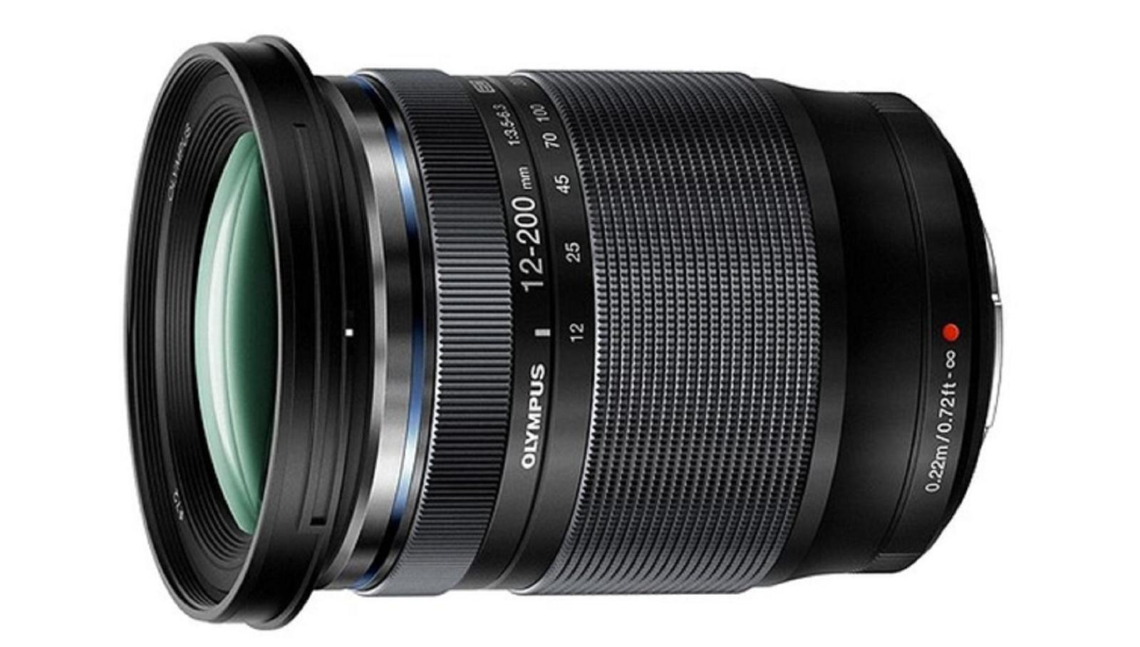 Olympusra mắt ống kính siêu zoom mới, M.Zuiko Digital ED 12-200mm f / 3.5-6.3