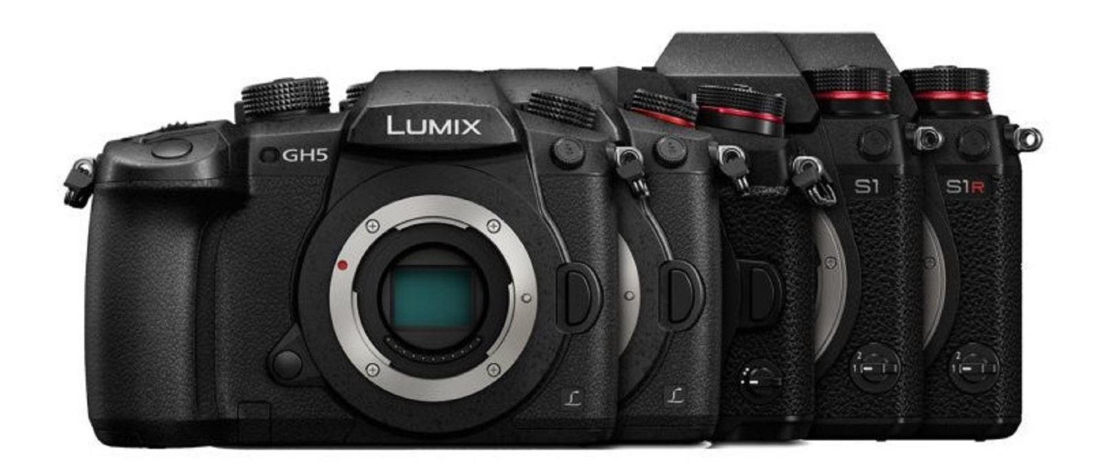 Panasonic tung raloạt firmware mới cho các dòng máy ảnh Lumix S, Lumix G và compact