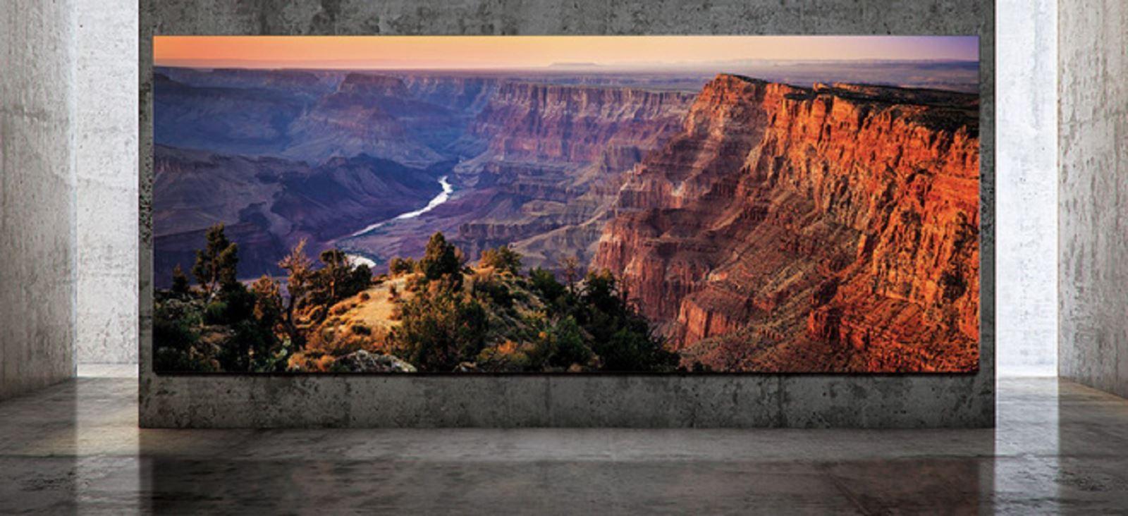 Samsung ra mắt TV The Wall Luxuryvới kích thước 292 inch, độ phân giải 8K