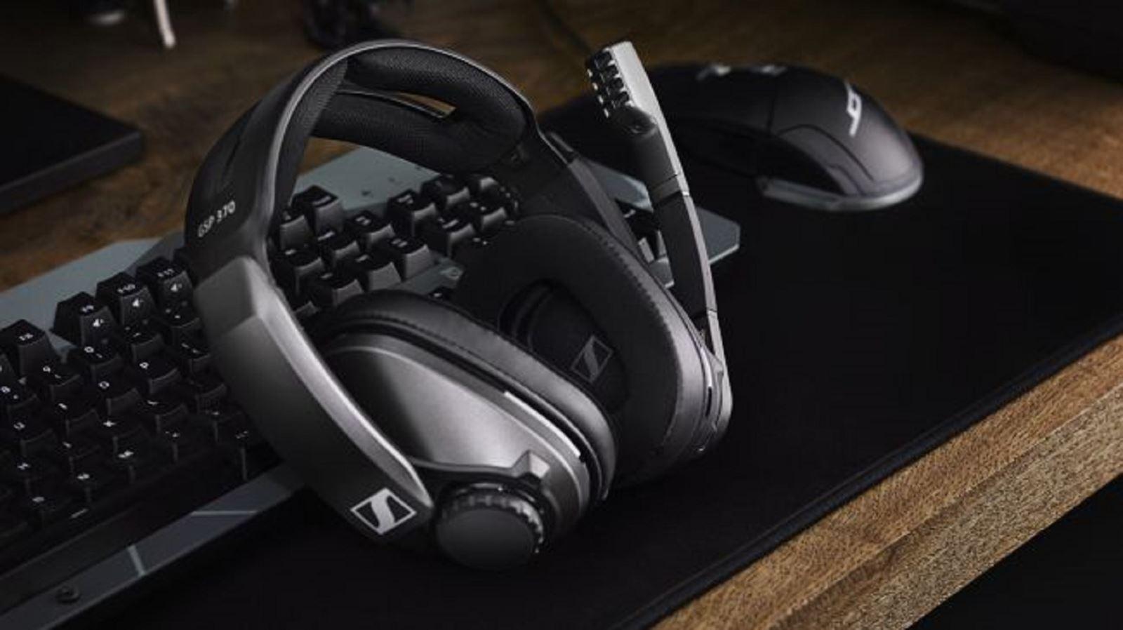 Sennheiser ra mắt GSP 370:Tai nghe gaming không dây, nghe liên tục 100 tiếng mỗi lần sạc, giá 200 USD