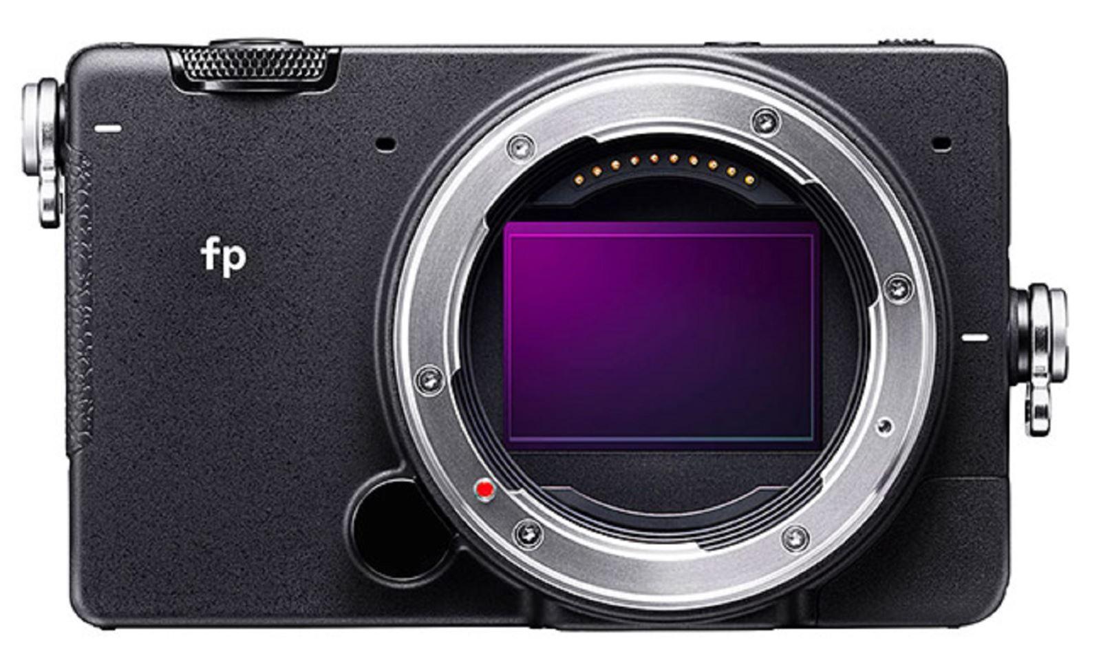 Sigma ra mắt fp: Chiếcmáy ảnh Mirrorless Full frame nhỏ nhất thế giới