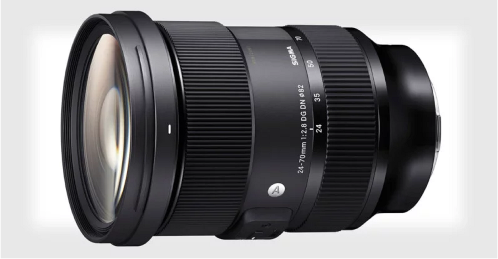 Sigma ra mắt ống kính24-70mm F2.8 DG DN Art dành cho Sony E-mount và máy ảnh L-mount