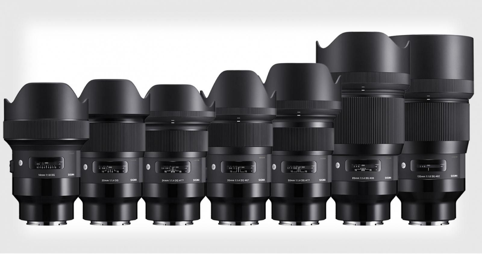 [Tin đồn] Sigma sẽ ra mắt 4 ống kính mới cho Sony E-Mount trong tháng này