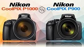 So sánh Nikon Coolpix P1000 và Nikon Coolpix P900
