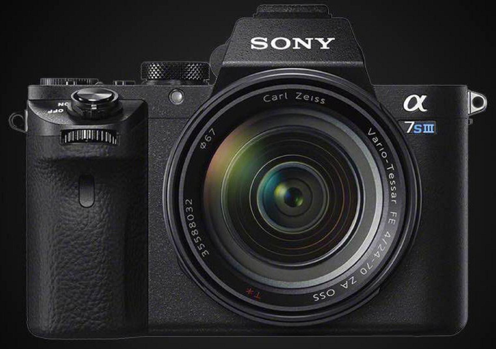 Sony A7SIII sẽ được tung ra vào cuối năm nay