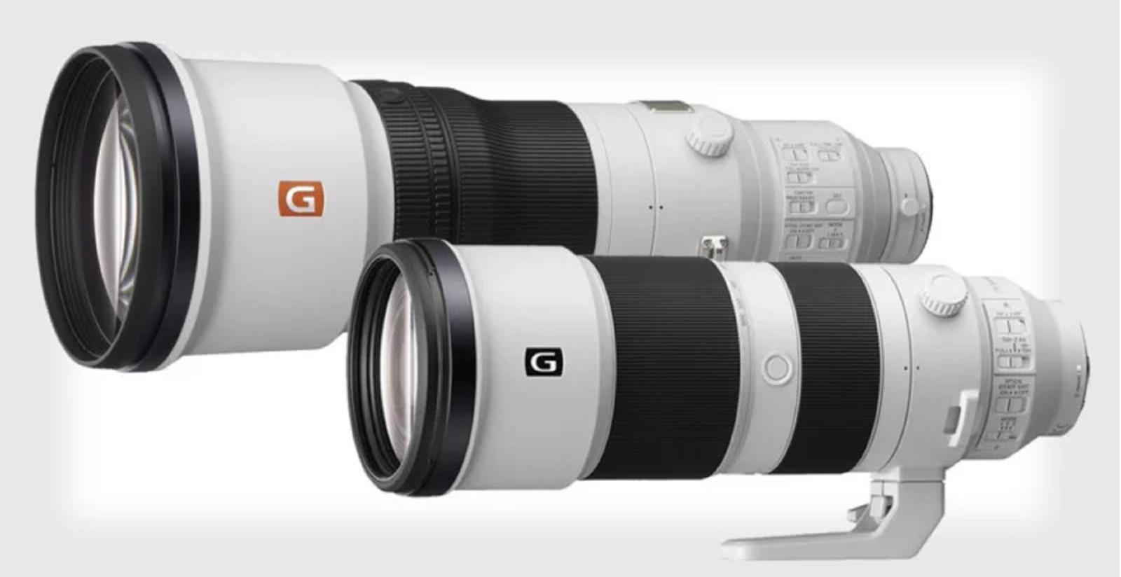 Sony công bốbộ đôi ống kính mớiFE 600mm F4 GM OSS và FE 200-600mm F5.6-6.3 G OSS