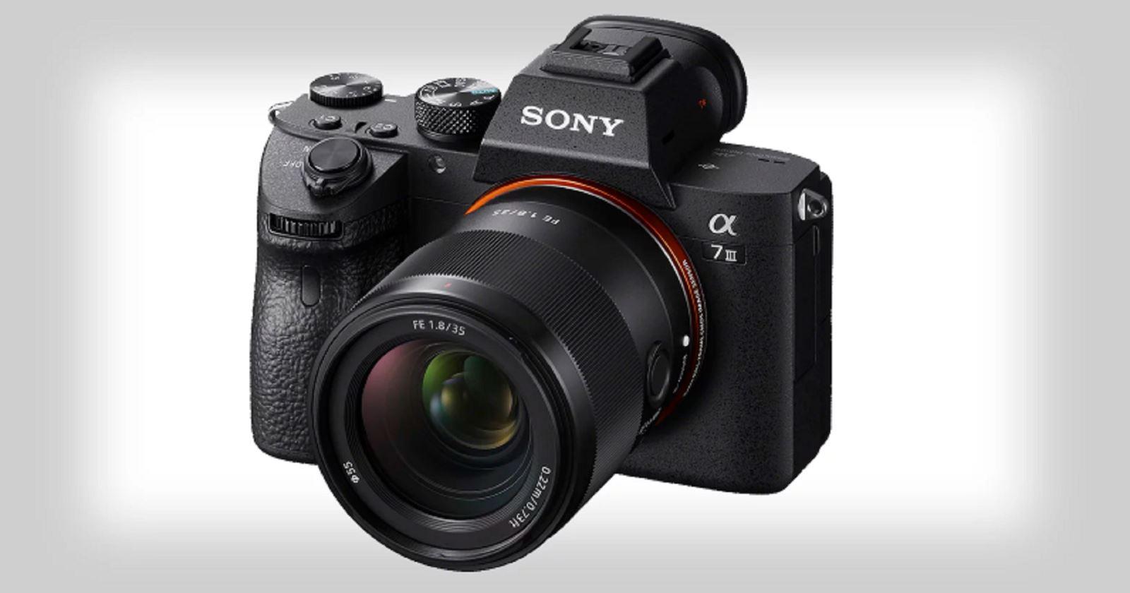 Sony ra mắt ống kính FE 35mm F/1.8cho full-frame,giá 750 USD