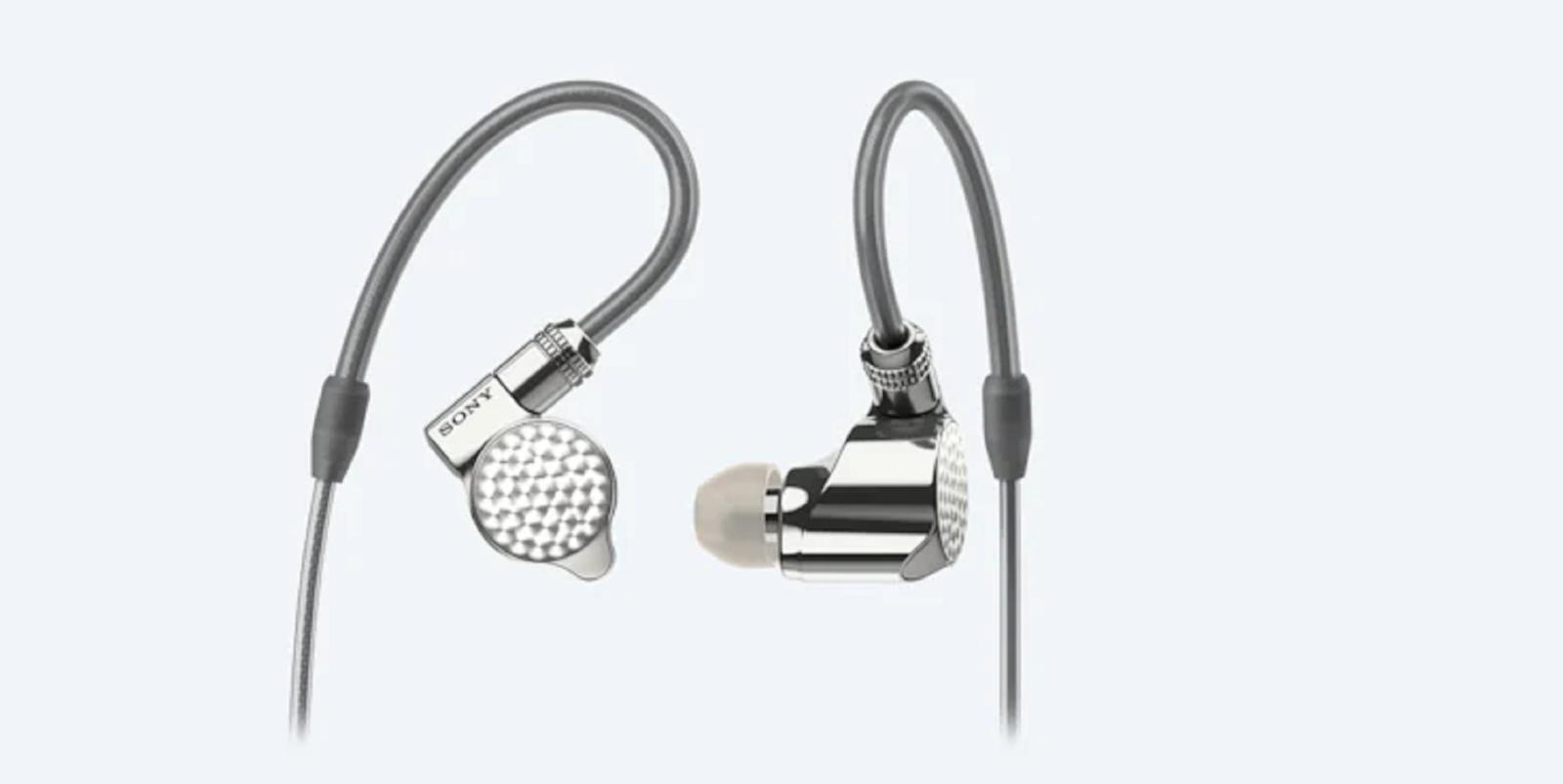 Sony trình làng mẫu tai nghe in-ear cao cấp đầu bảng IER-Z1R