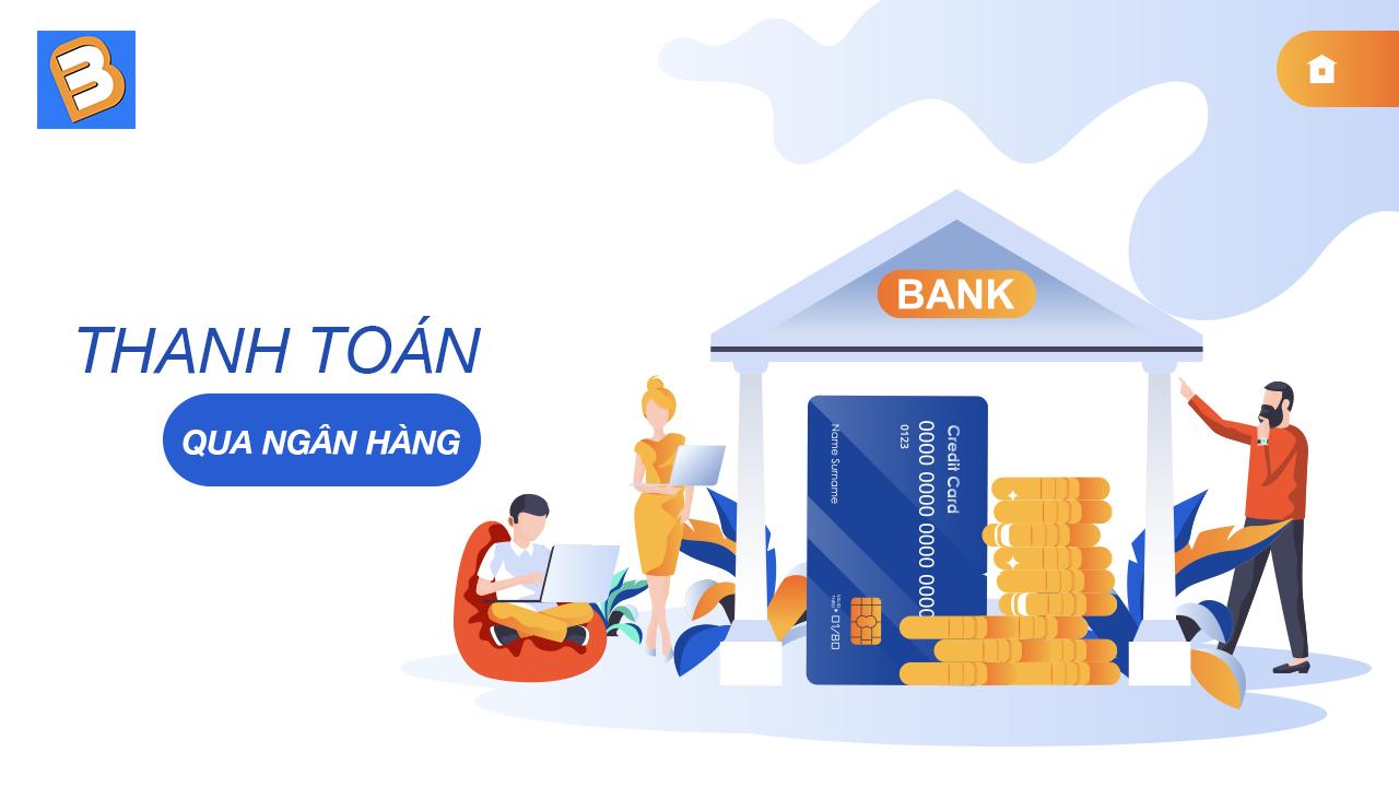 Thanh toán qua ngân hàng