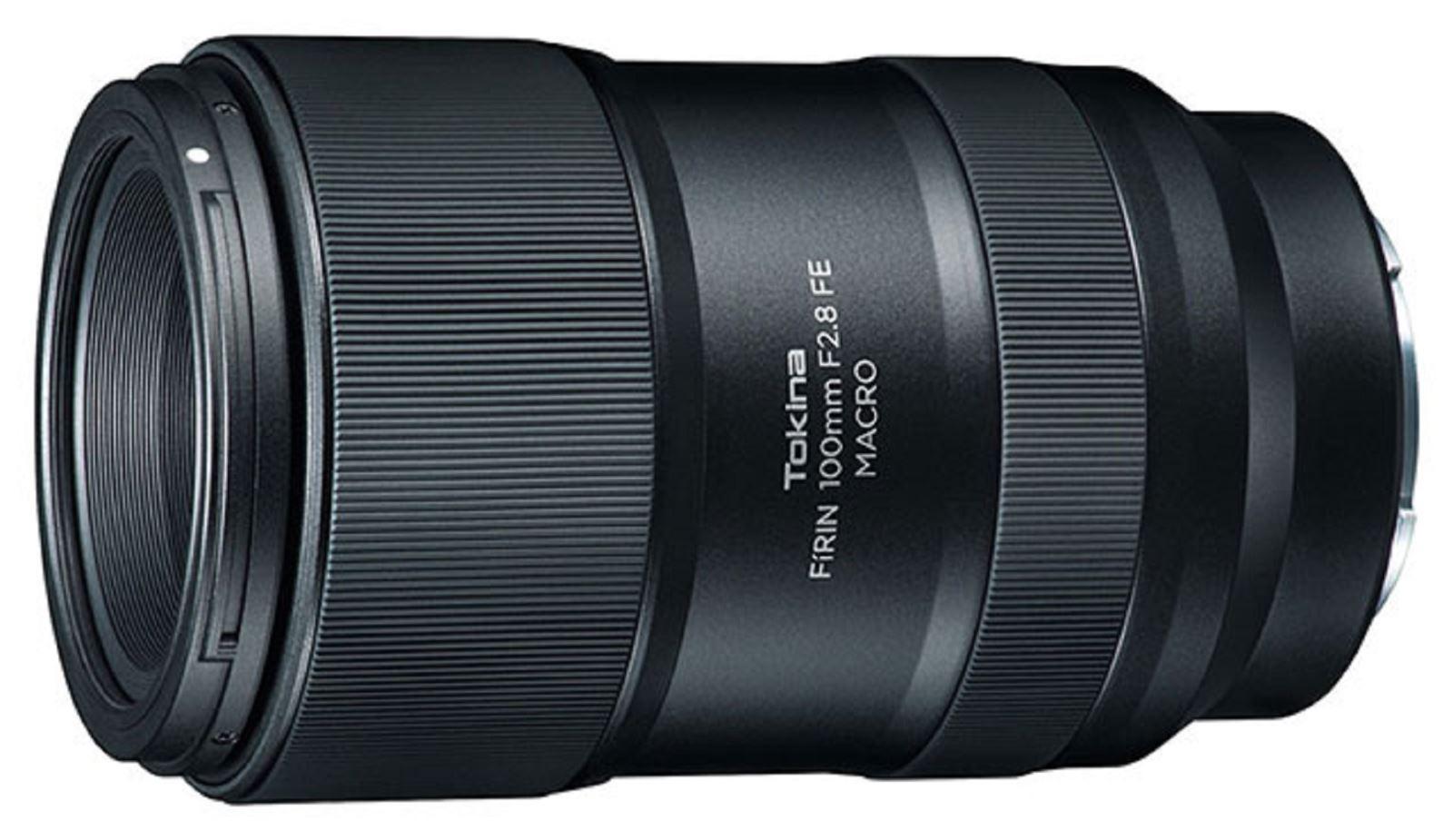 Tokina ra mắtống kính FiRIN 100mm f/2.8 FE Macro cho Sony ngàm E