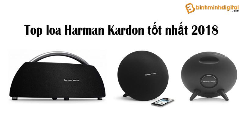 Top loa Harman Kardon tốt nhất 2018