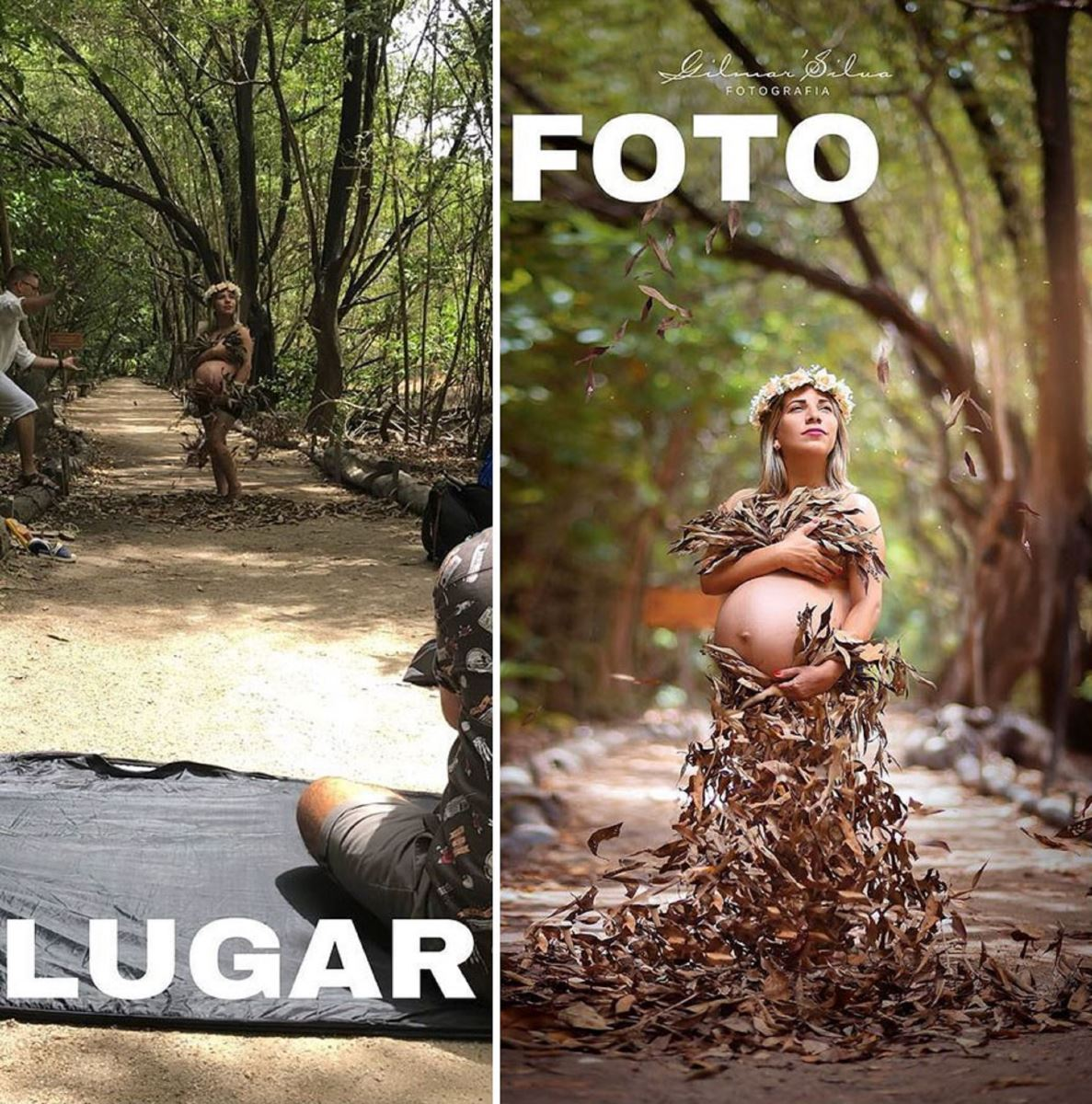"""Chết cười với những bức ảnh hậu trường của """"Thánh"""" chụp ảnh Photoshop phong cách siêu tiết kiệm"""