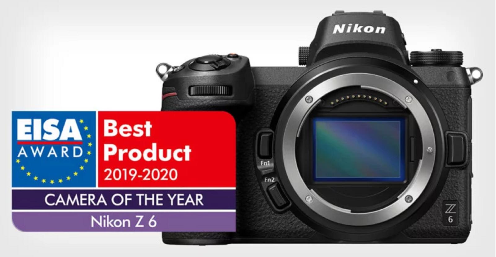 Danh sách máy ảnh và ống kính được trao giải thưởng EISA 2019