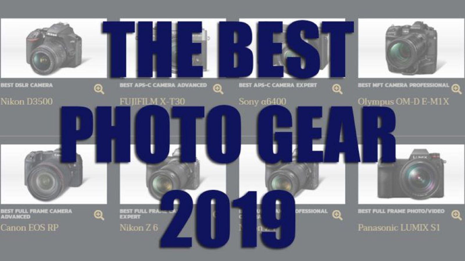 Top ống kính xuất sắc nhất năm 2019 doTIPA bình chọn
