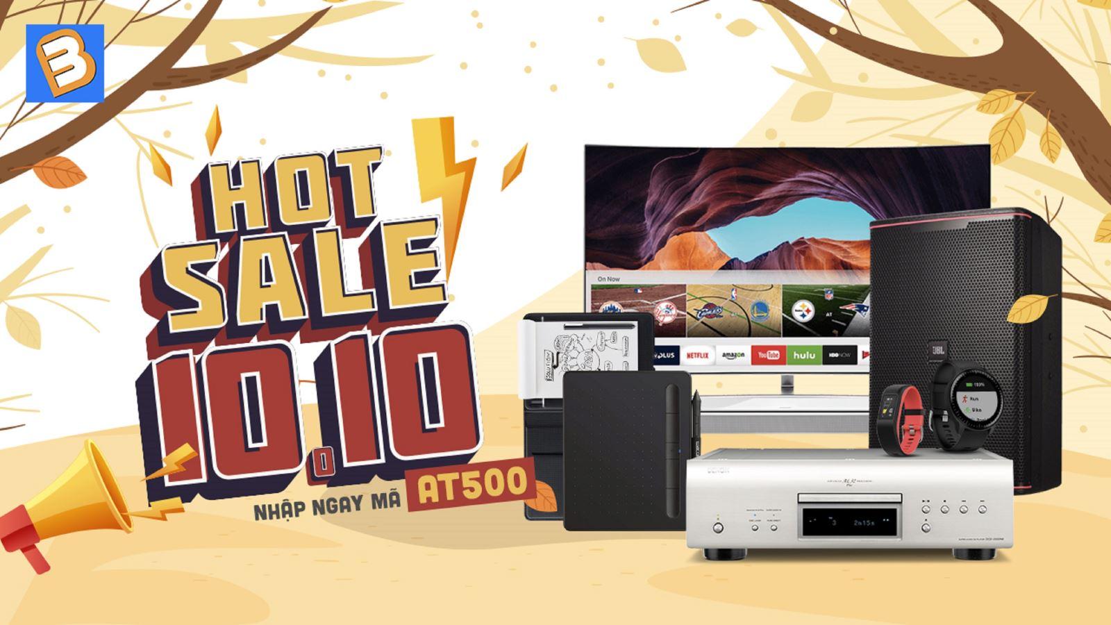Hot Sale 10.10