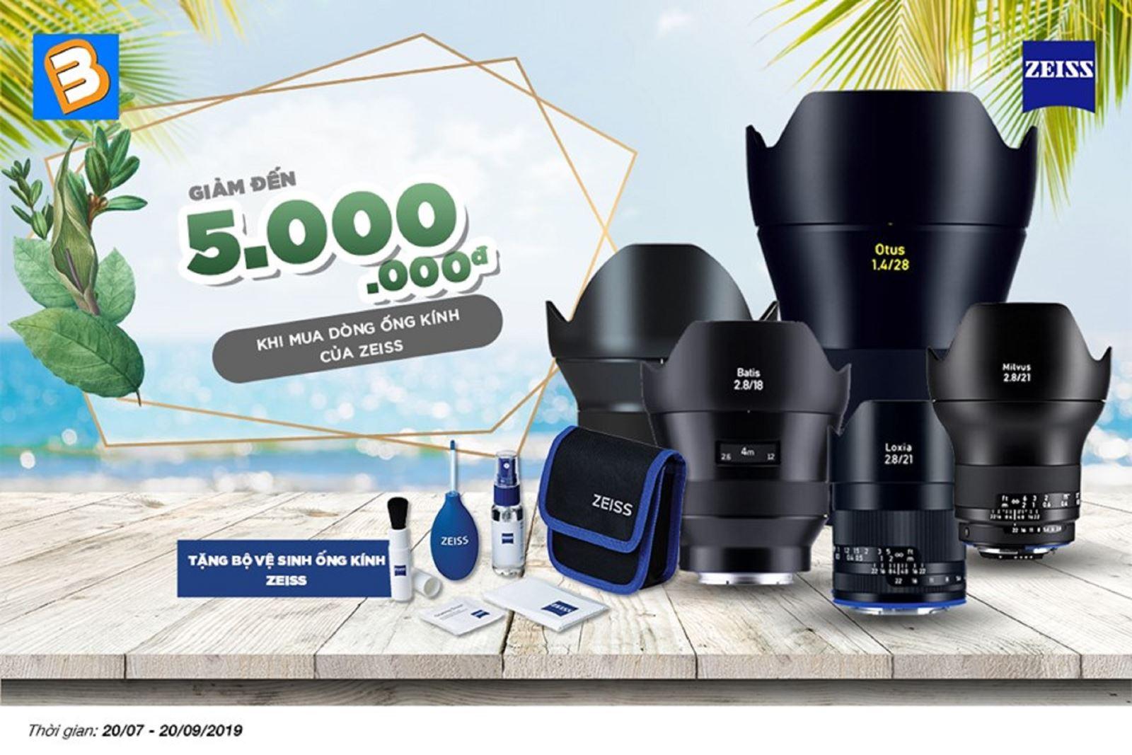 Lens cực nét-giá cực đã! GIẢM KỊCH SÀN ĐẾN 5 TRIỆU