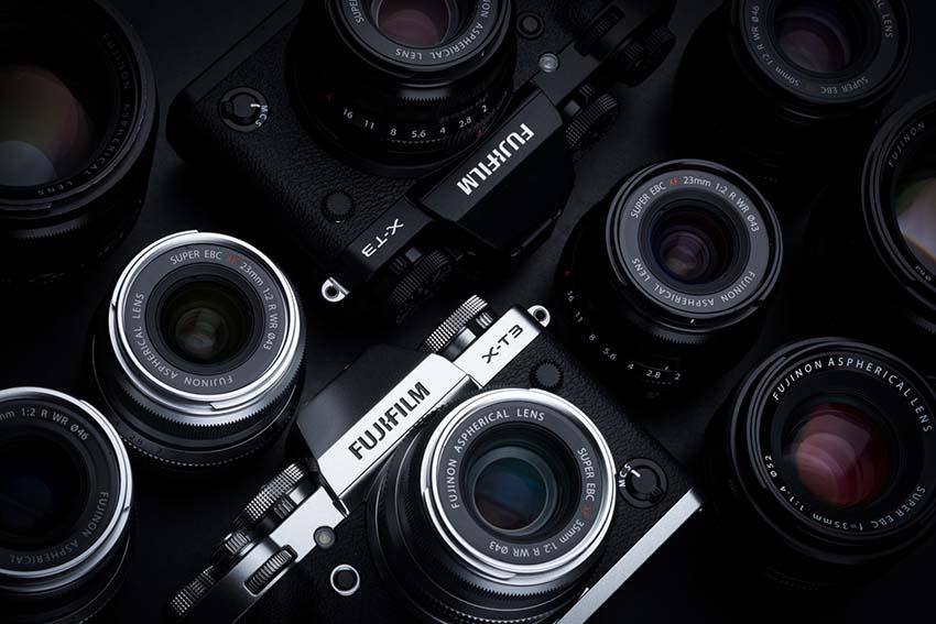 Máy Ảnh Fujifilm X-T3 Body (Đen)