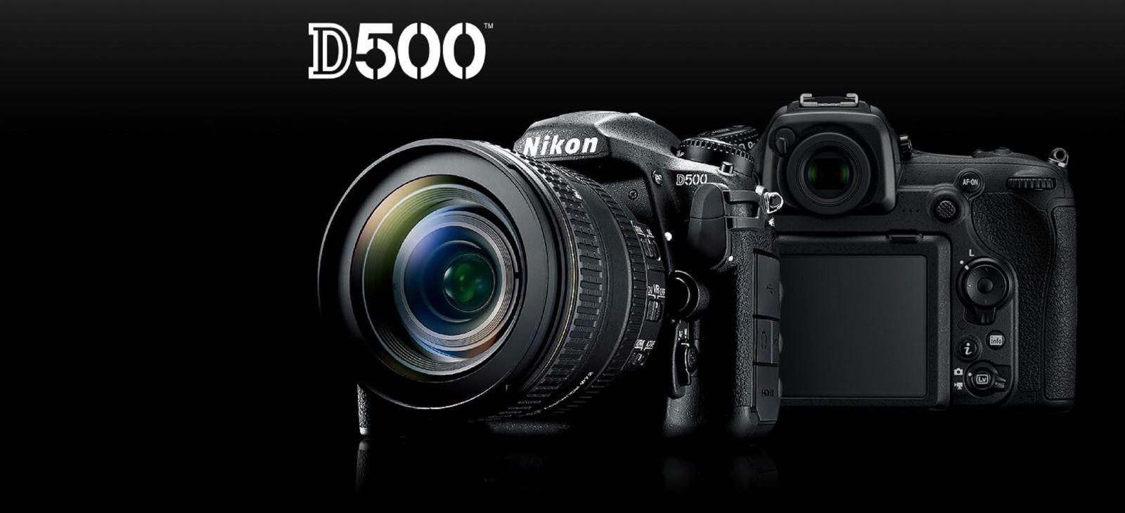 Nikon phát hành bản cập nhật1.20 chomáy ảnh DSLRNikon D500