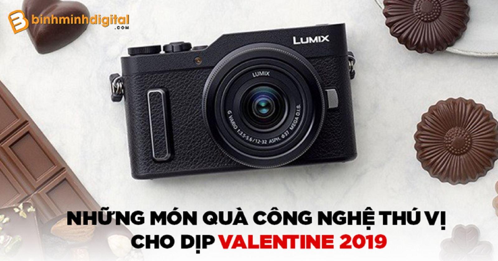 Những món quà công nghệ thú vị cho dịp Valentine 2019