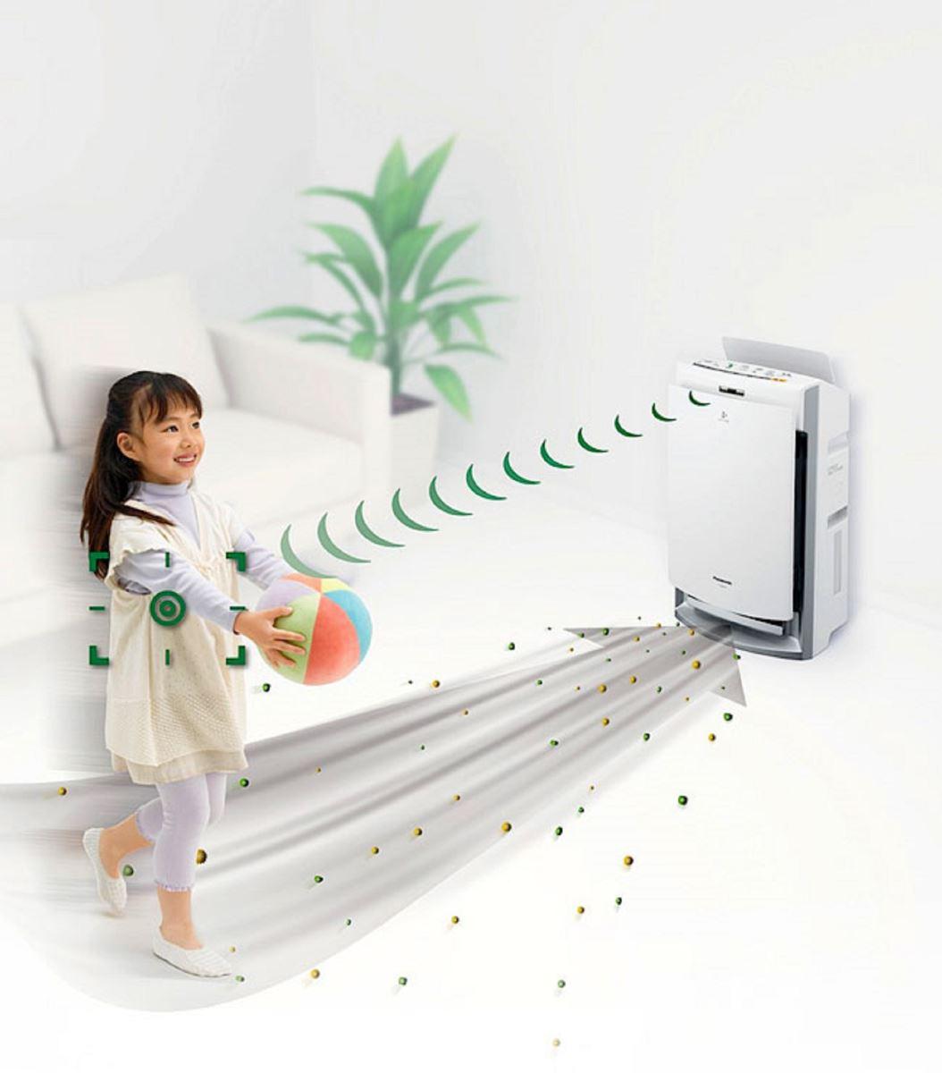 Những công dụng tuyệt vời của máy lọc không khí đối với sức khỏe
