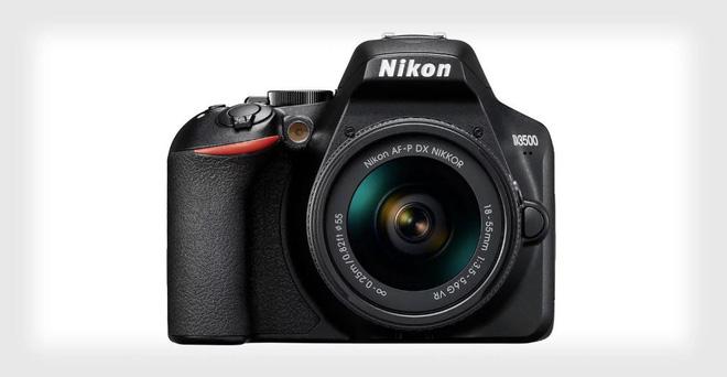 Sự tiện dụng của Máy ảnh Nikon D3500
