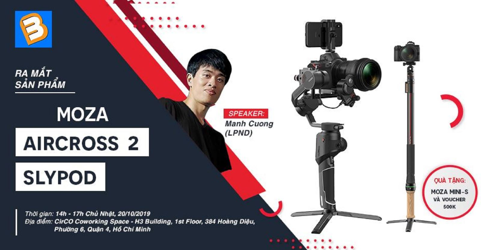 Workshop ra mắt và trải nghiệm sản phẩmMoza Aircross 2 và Slypod