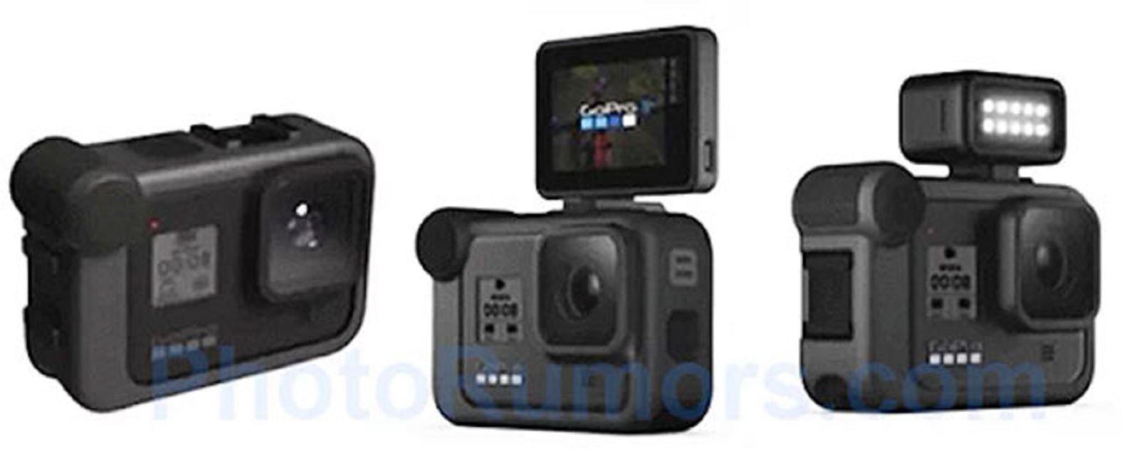 Rò rỉ hình ảnhGoPro Hero 8,sẽ quay video 4K ở tốc độ 120fps