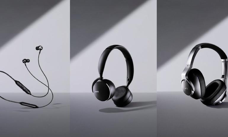 SamSung ra mắt 3 mẫu tai nghe AKG không dây mới