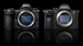 So sánh Nikon Z7 và Sony A7R III