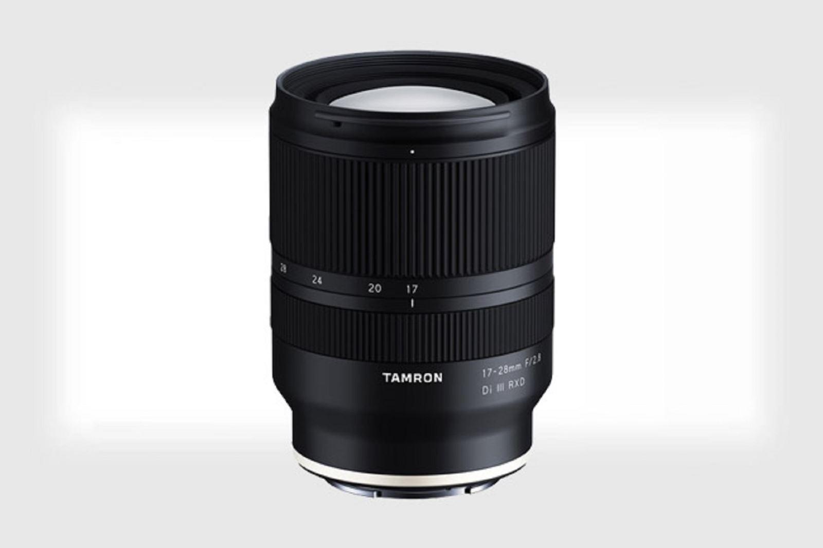 Tamron chính thức ra mắt ống kính 17-28mm F2.8 cho máy ảnh Sony FE