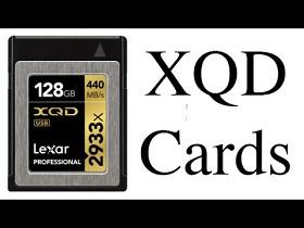 Thẻ nhớ XQD tốt nhất dành cho máy ảnh không gương lật Nikon Z7 và Z6